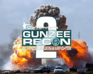 GUNZEE RECON ADVANCED NOUKIN-WARFIGHTER 2